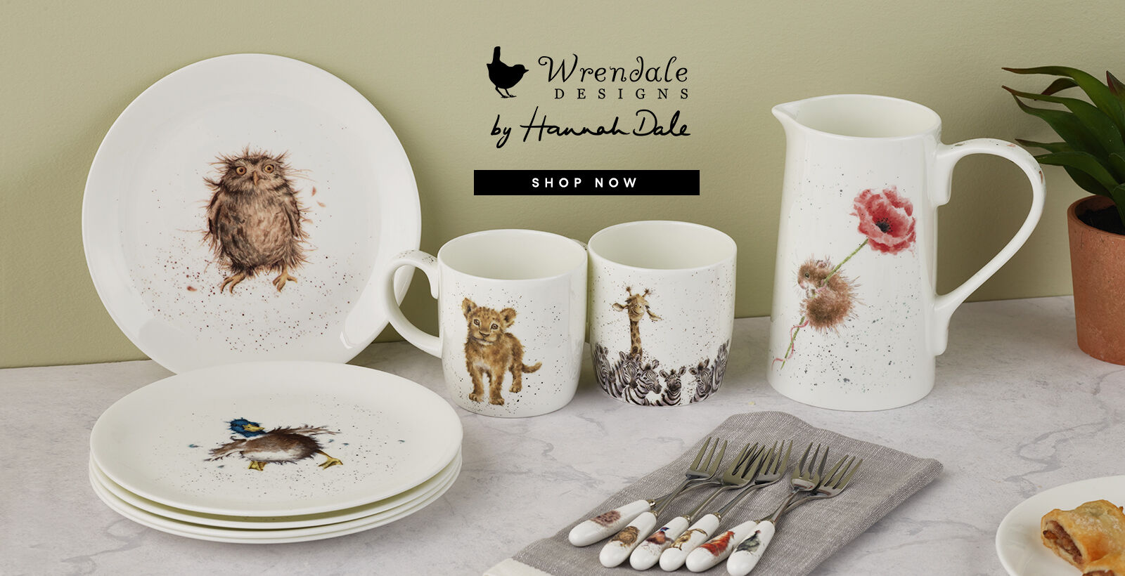 Shop Wrendale Designs