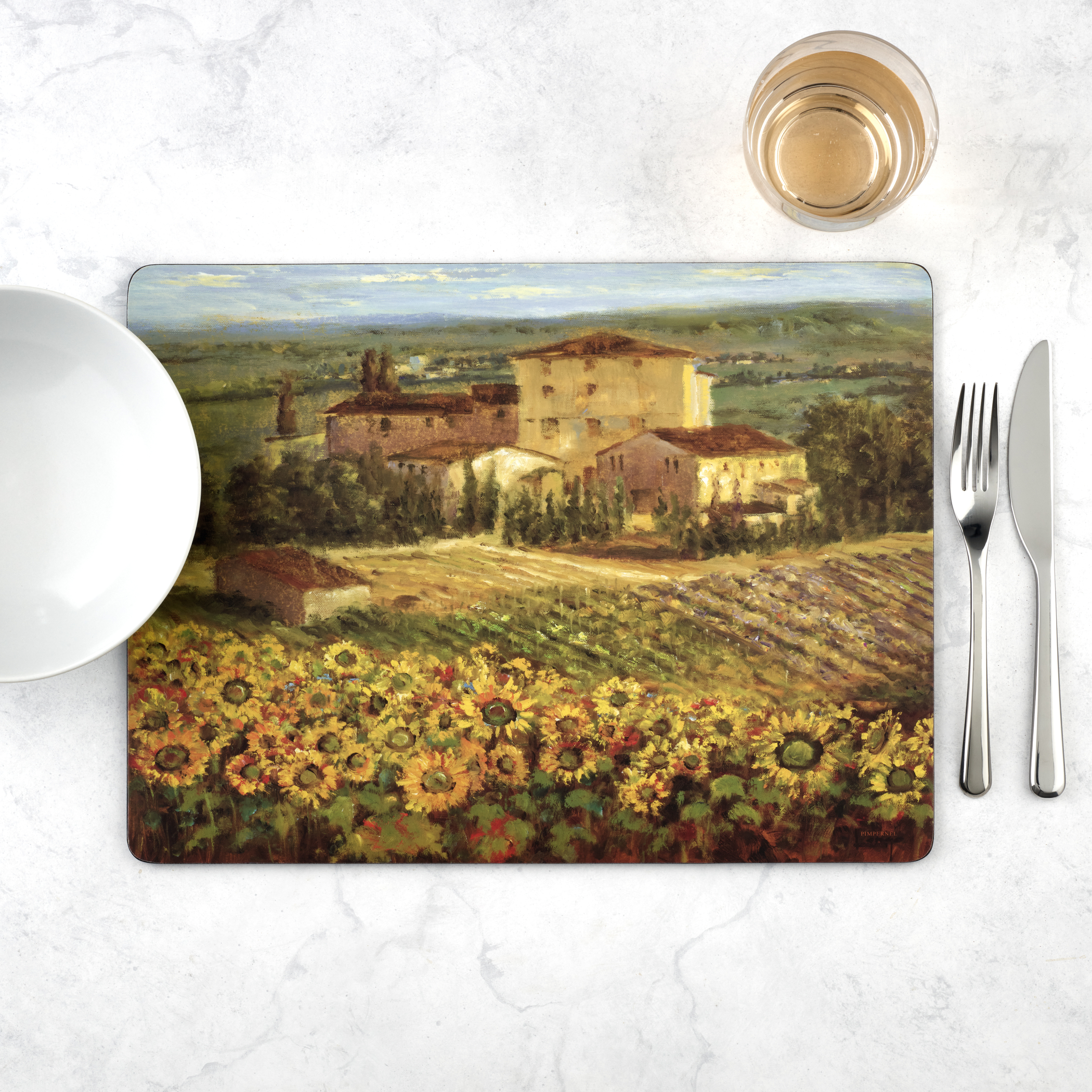 Pimpernel Tuscany Placemats Set of 4 image number 5