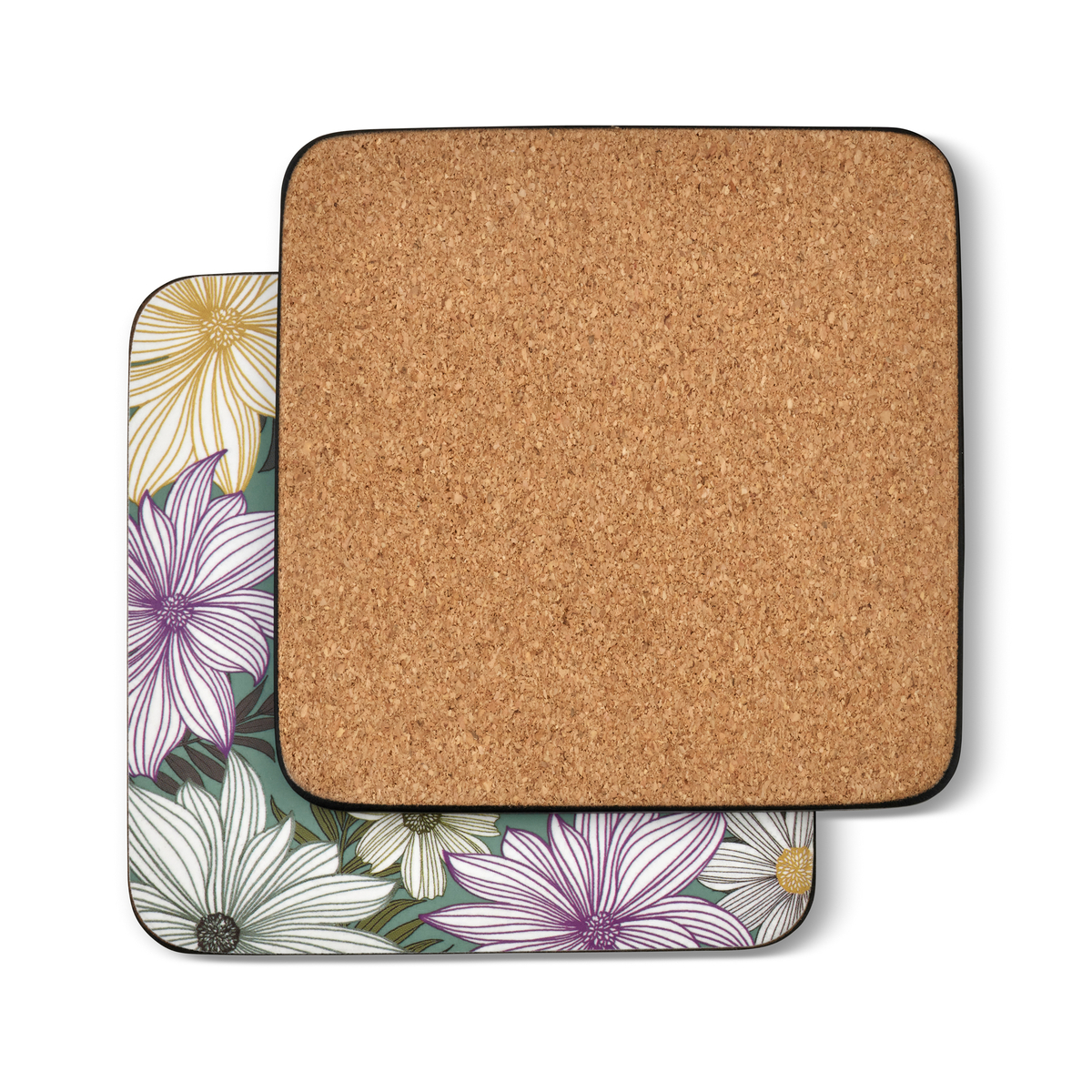 Pimpernel Atrium Coasters Set of 6 image number 1