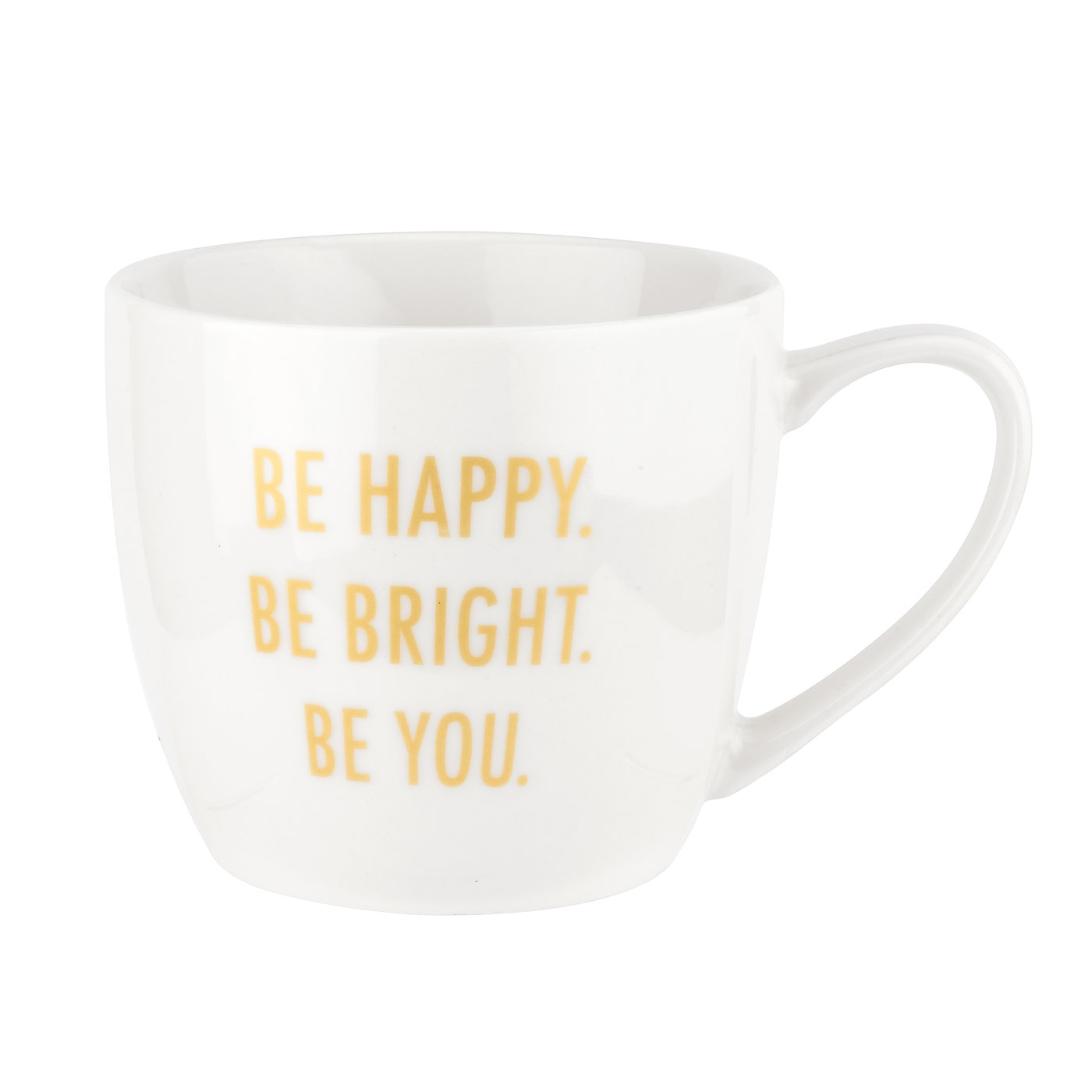 Pimpernel Be Happy Be Bright Be You 16oz Mug image number 0