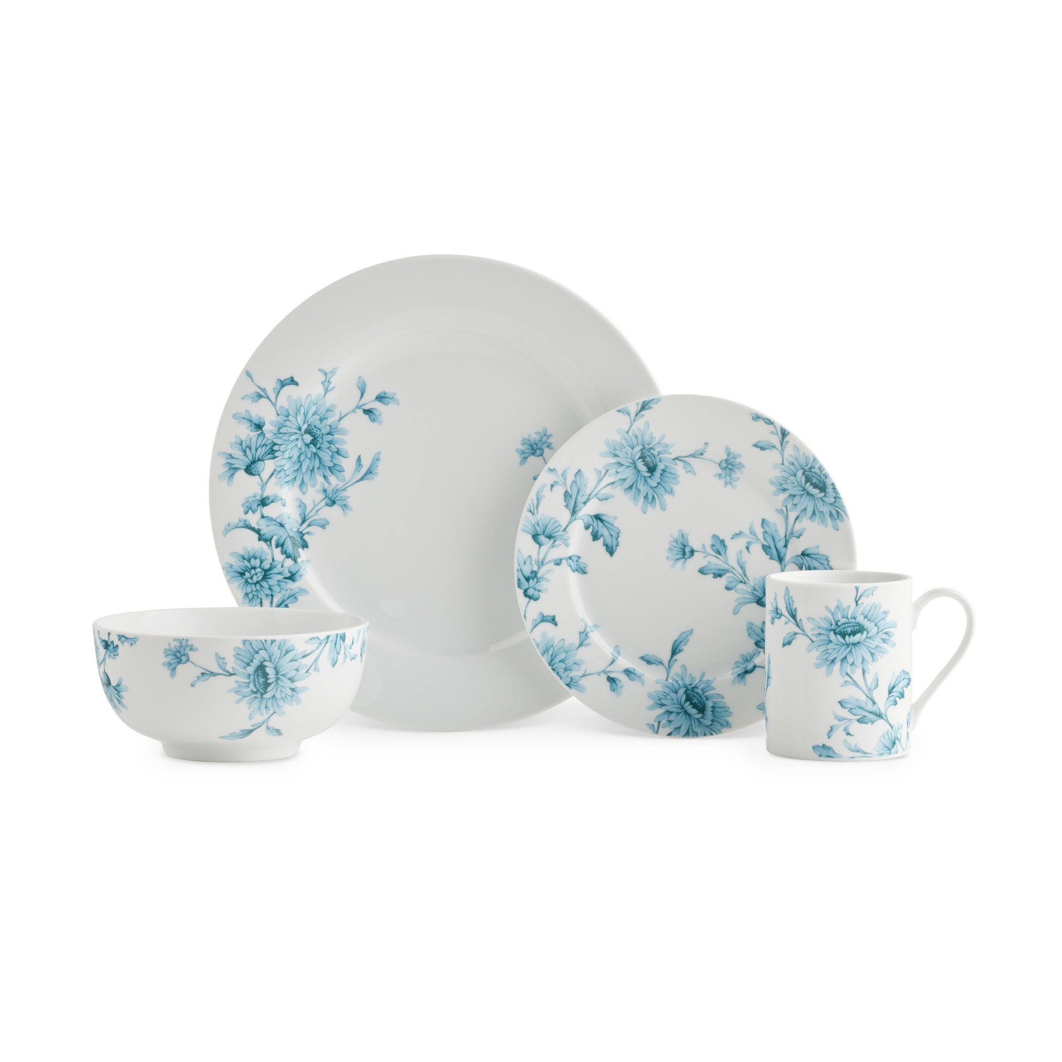 Spode Home Vintage Denim 16-piece Set image number 0