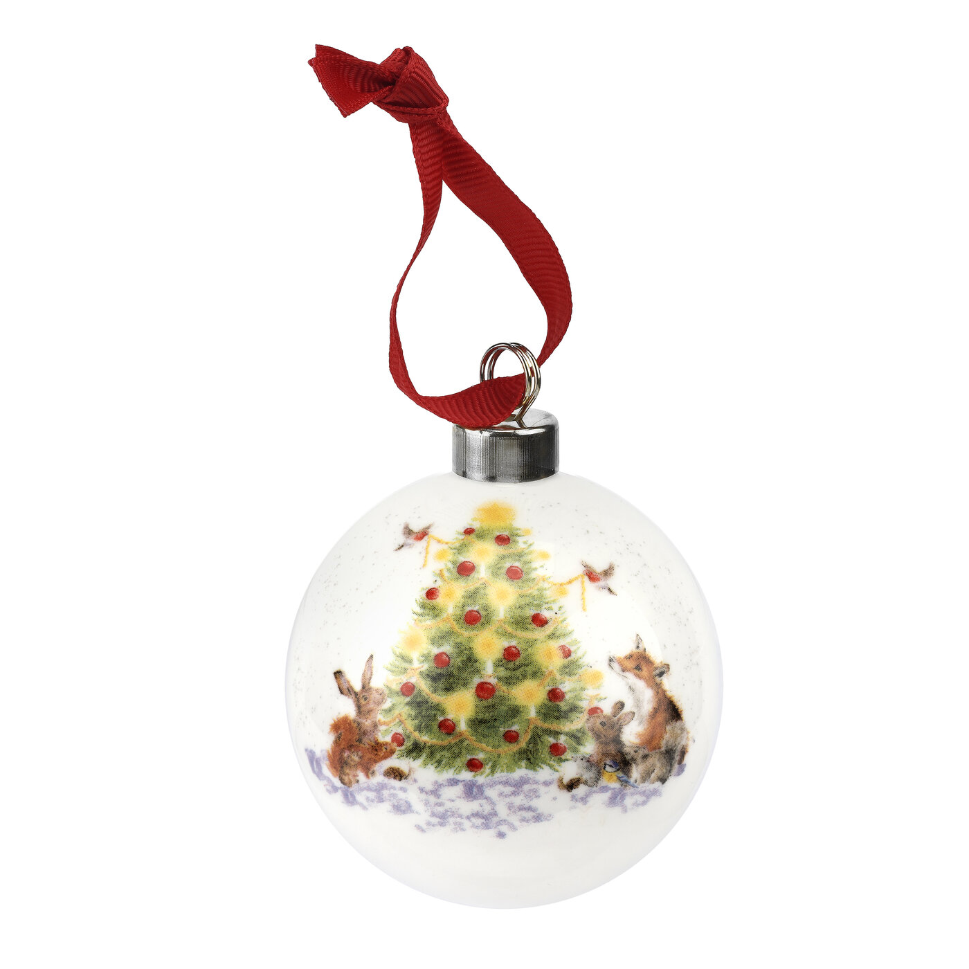 Wrendale Designs Bauble Oh Christmas Tree (Assorted) image number 0