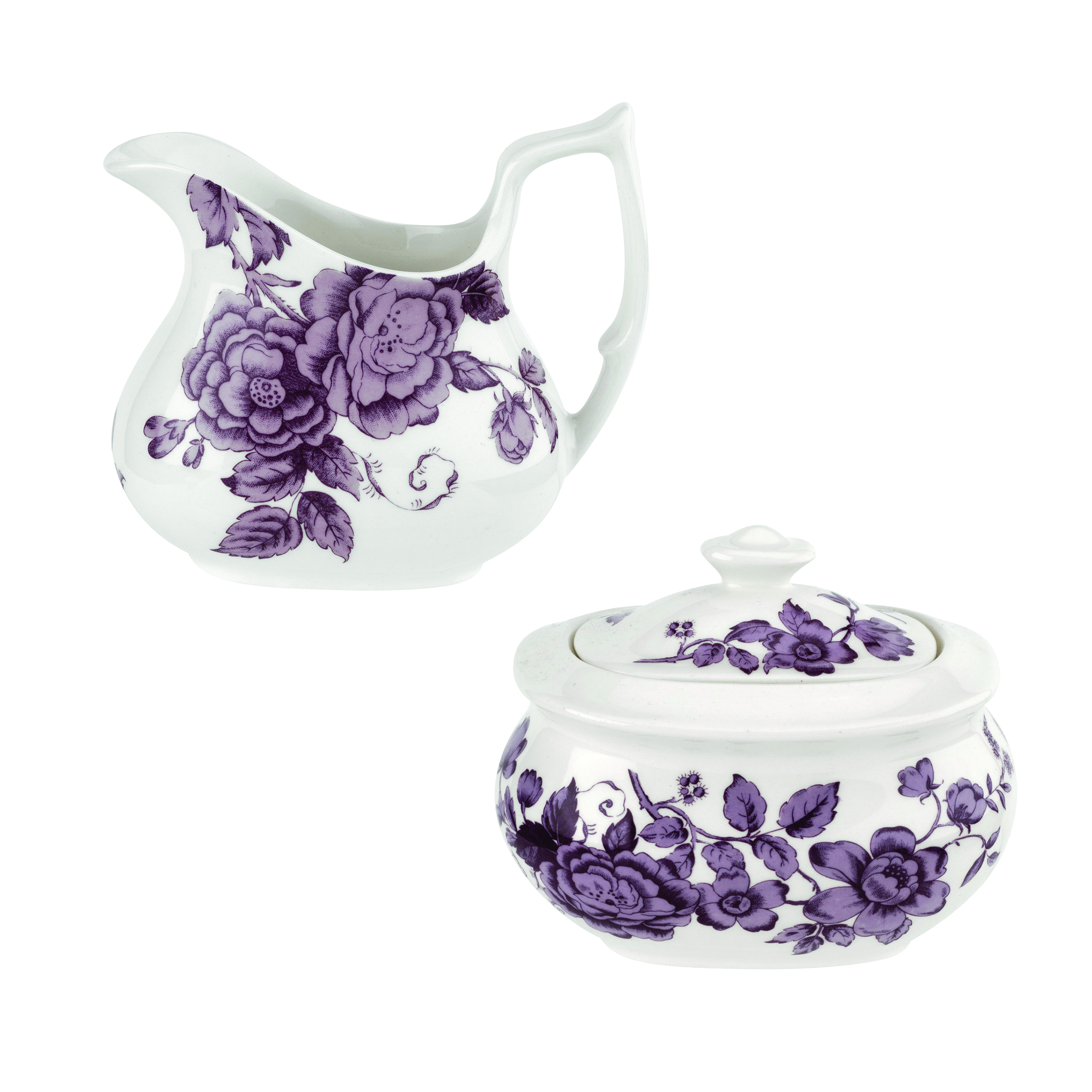 Spode Kingsley Sugar and Creamer Set image number 0