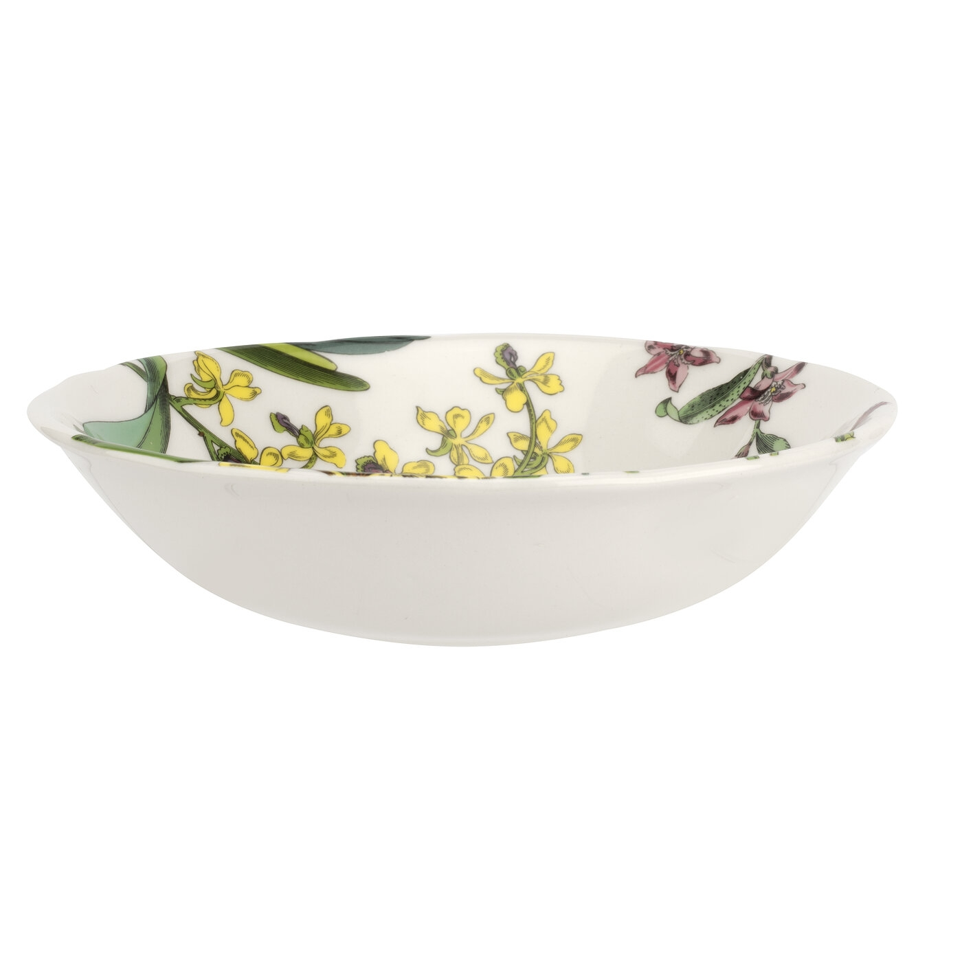 Spode Stafford Blooms 7 Inch Cereal Bowl image number 0