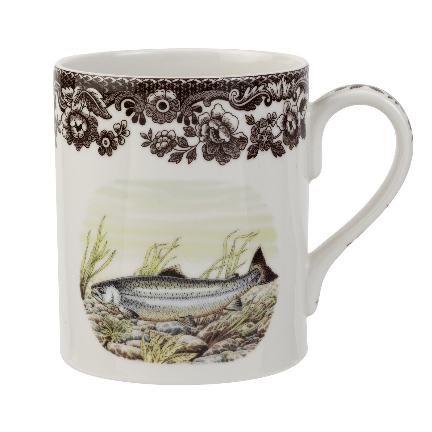 Spode Woodland 16oz Mug (King Salmon)  image number 0