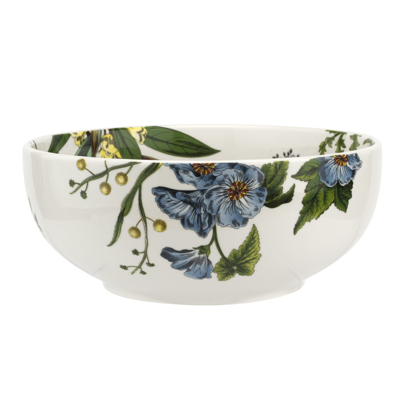 Spode Stafford Blooms 8 Inch Bowl image number 0