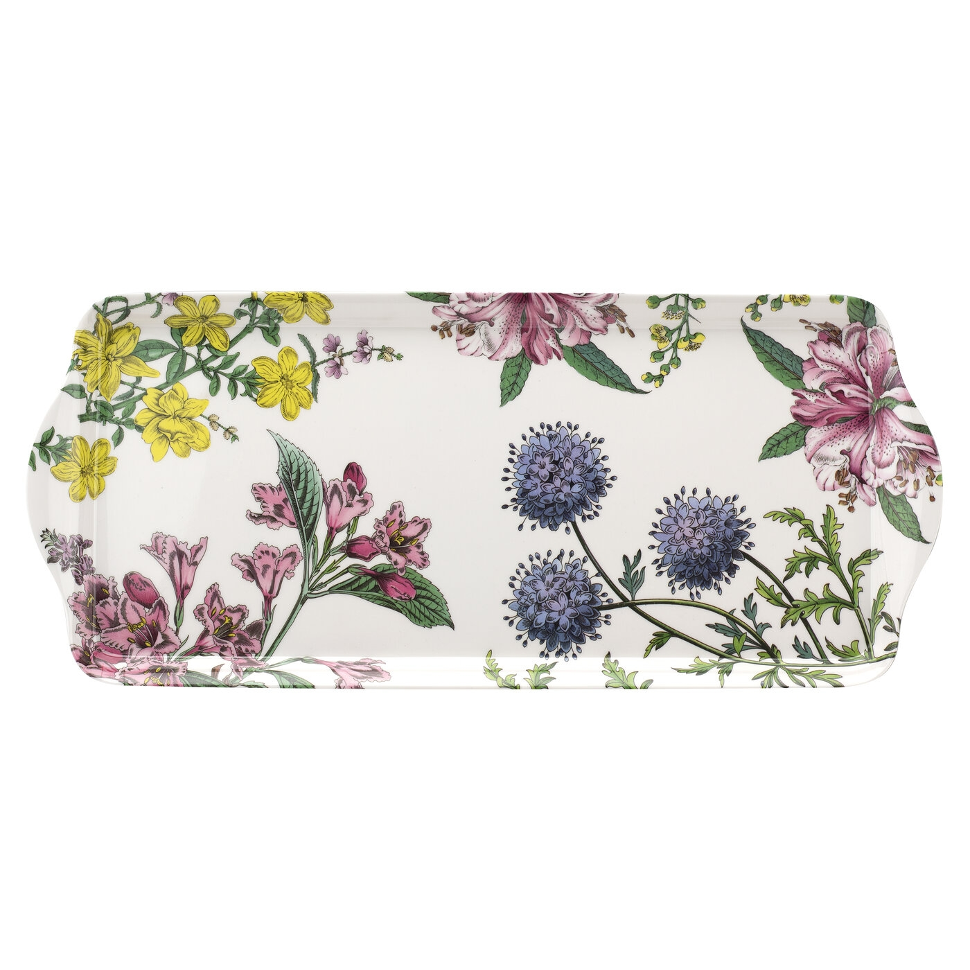 Pimpernel Stafford Blooms Sandwich Tray image number 0