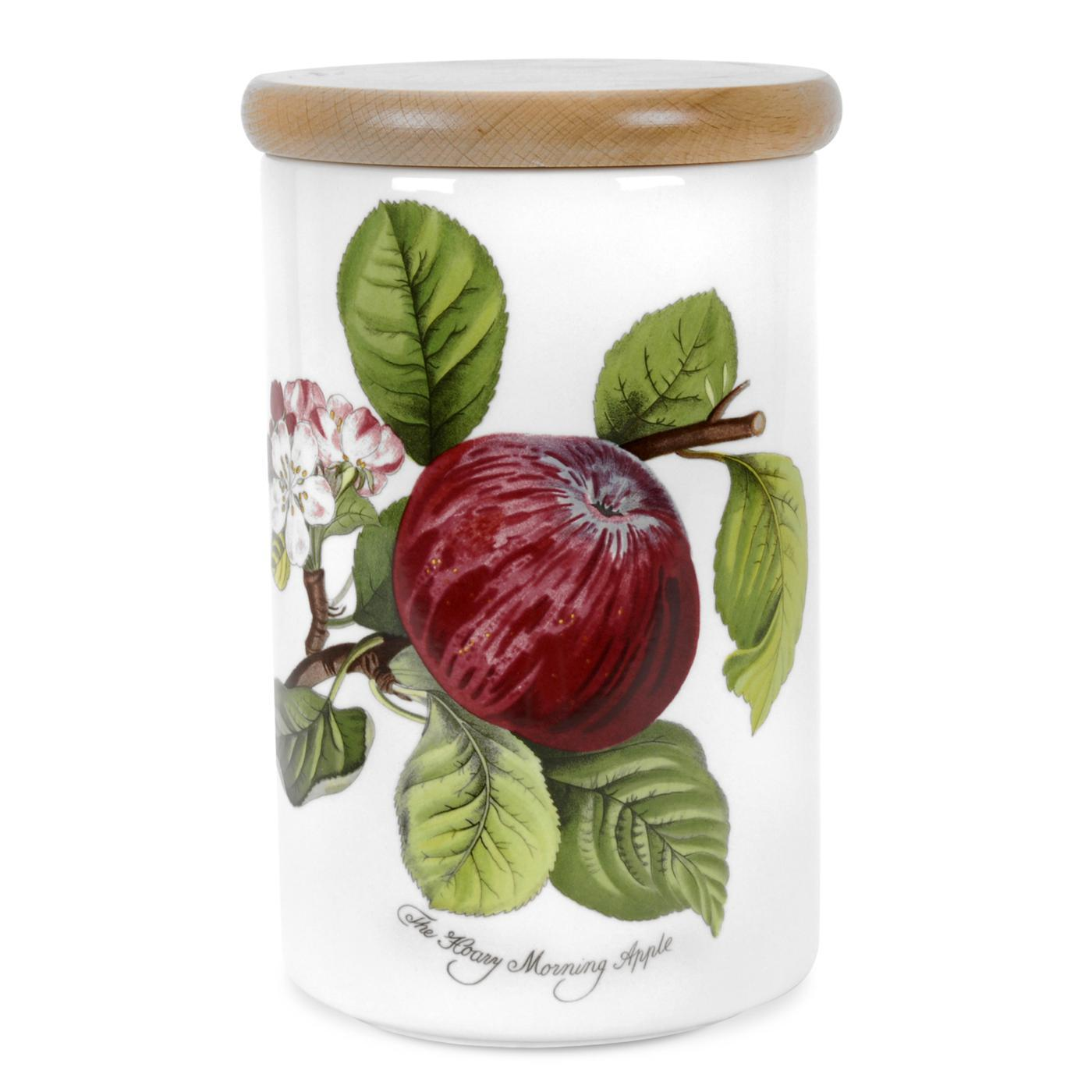 Portmeirion Pomona Medium Airtight Canister (Apple) image number 0