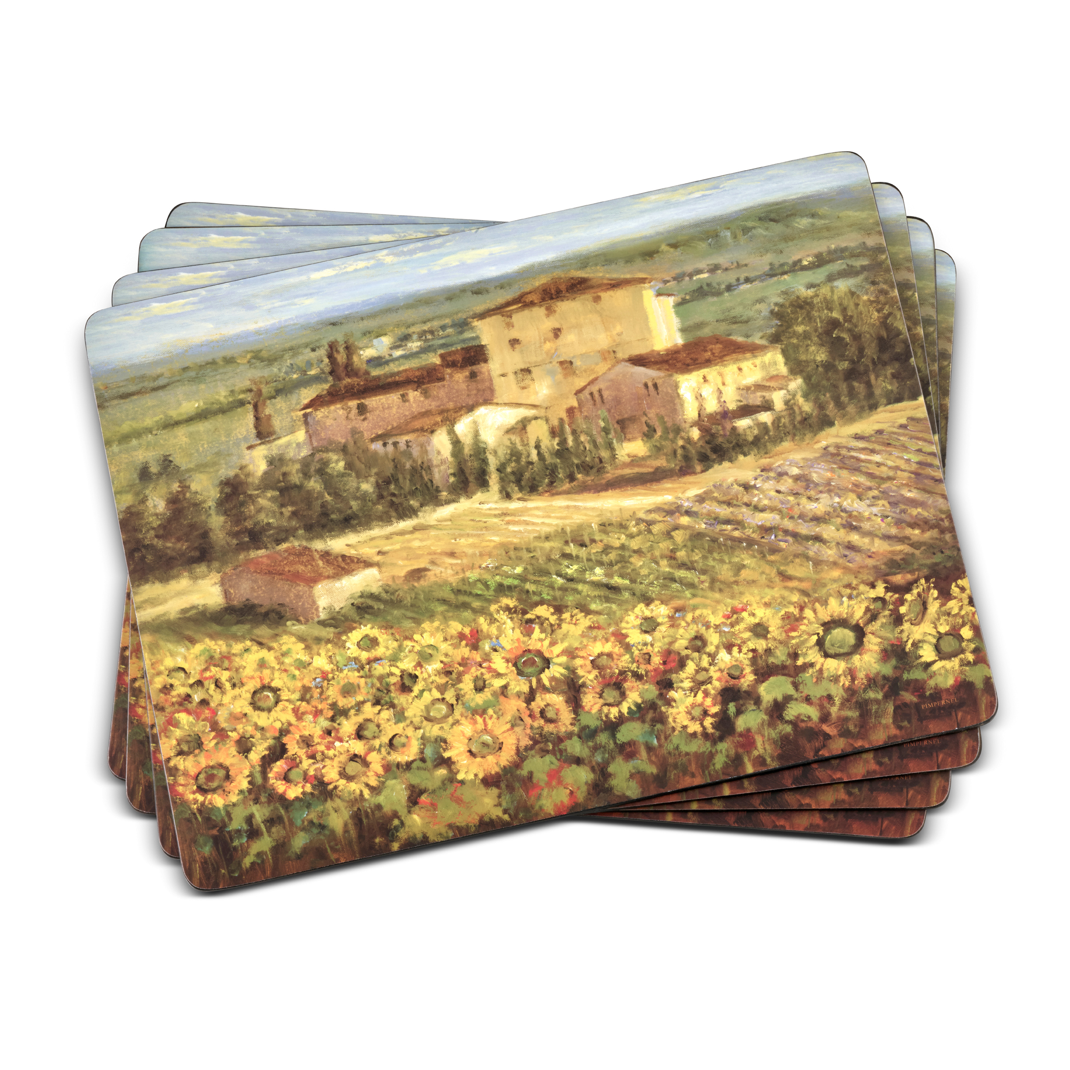 Pimpernel Tuscany Placemats Set of 4 image number 0