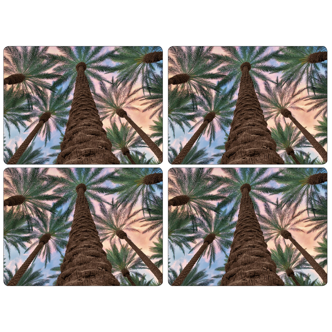 Pimpernel Tropical Placemats Set of 4 image number 0