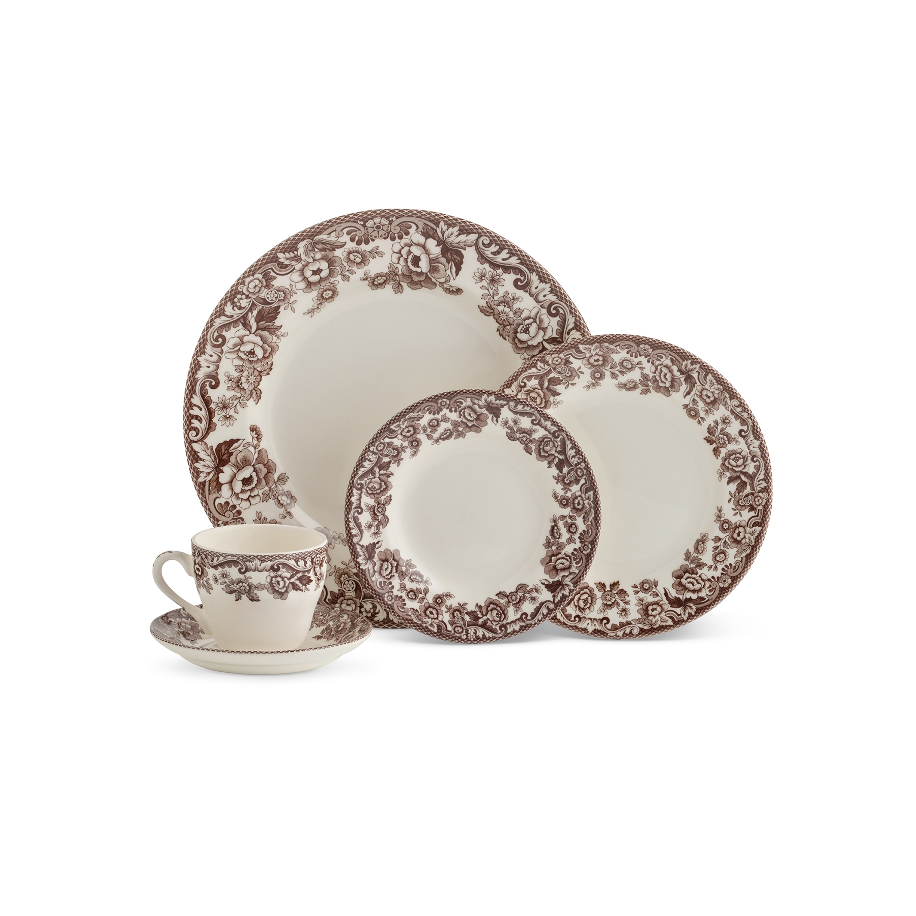 Spode Delamere 5-piece Place Setting image number 0