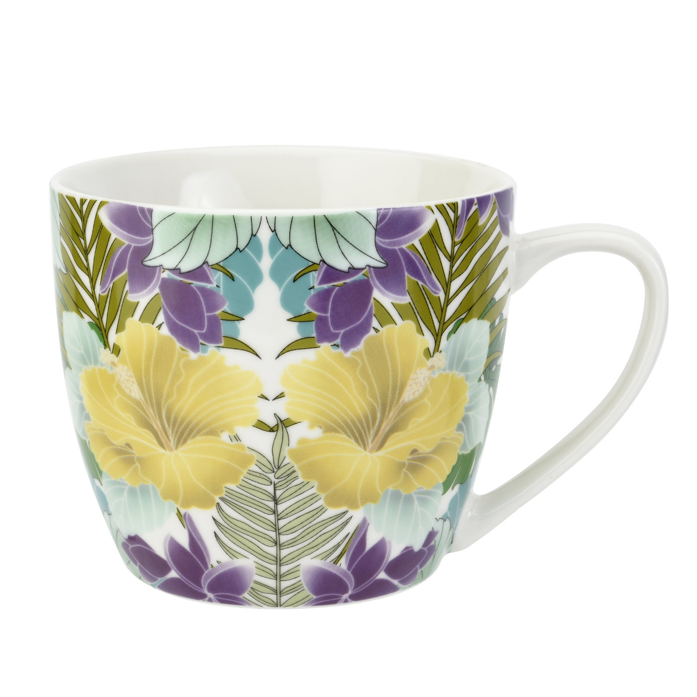 Pimpernel Kaleidoscope Jungle 16oz Mug image number 0